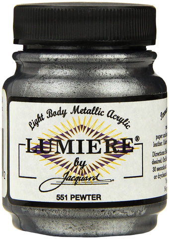 Lumiere Metallic Acrylics - 2.25oz Bottle