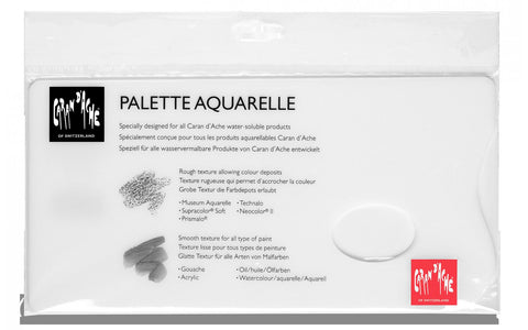 Caran D'ache Palette for Watercolor Pencils