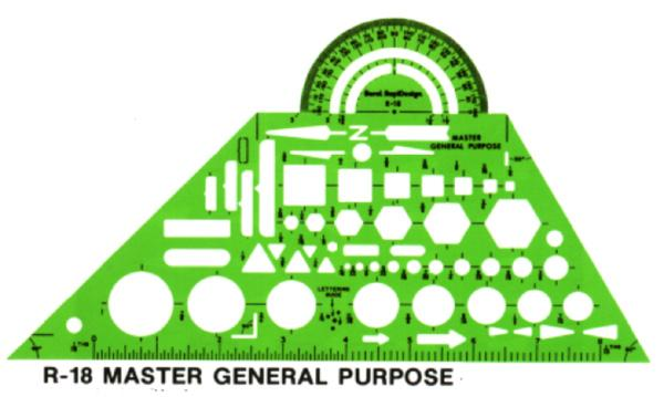 Master General Purpose Template