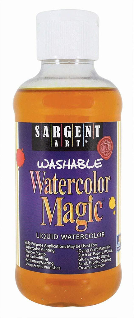 Sargent Watercolor Magic Washable Liquid Watercolors