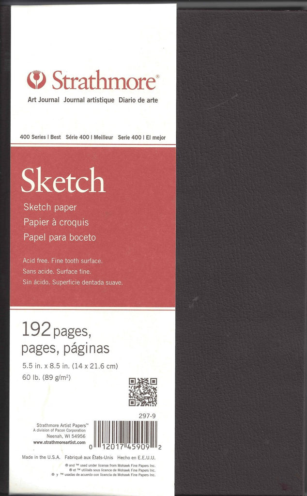 Strathmore Hardcover Sketchbooks 400 Series