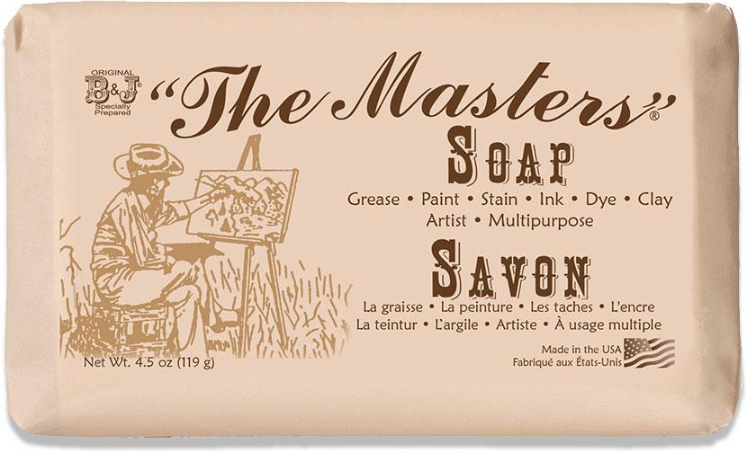 The Masters Hand Soap Bar