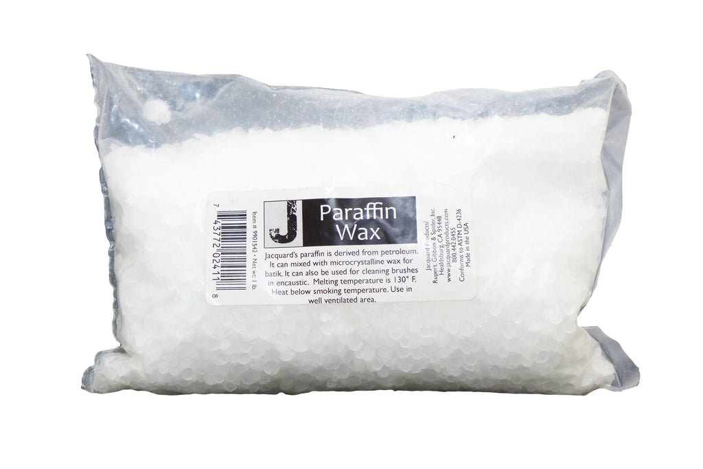 Paraffin Wax - 1lb Bag