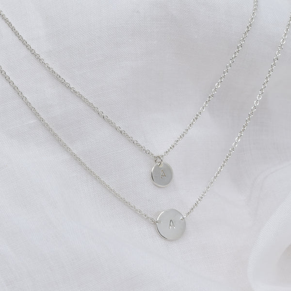 Signet Anchored Necklace