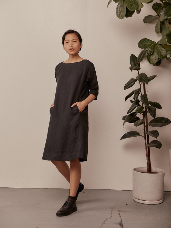 Nico Dress | Black