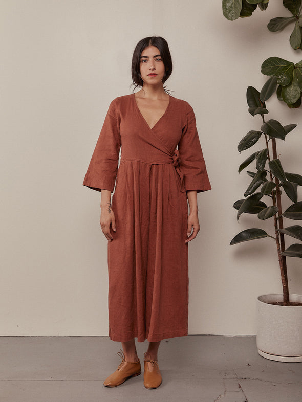 Marigold Jumpsuit | Redwood