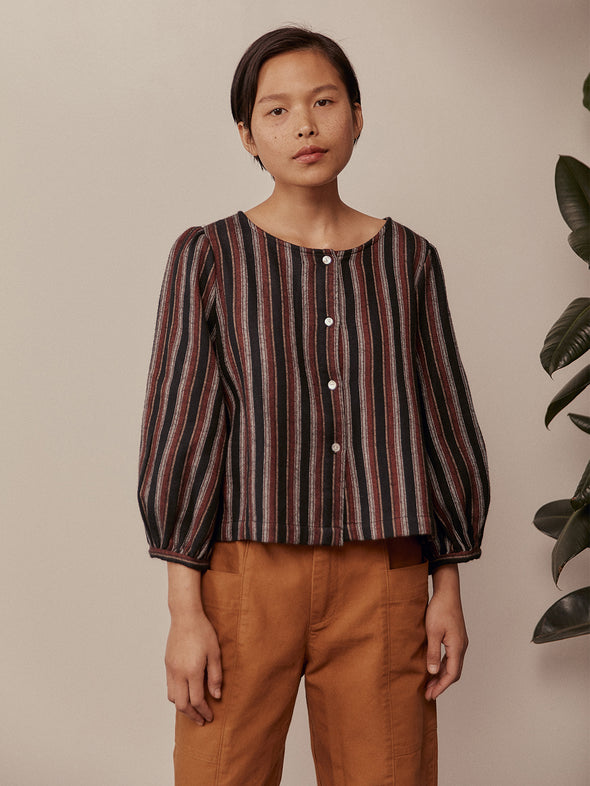 Vanessa Top | Roma Stripe