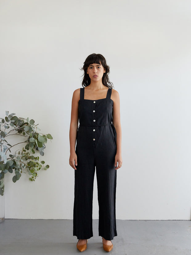 The Orchid Jumpsuit | BlackJumpsuits - sugarcandymtn.com