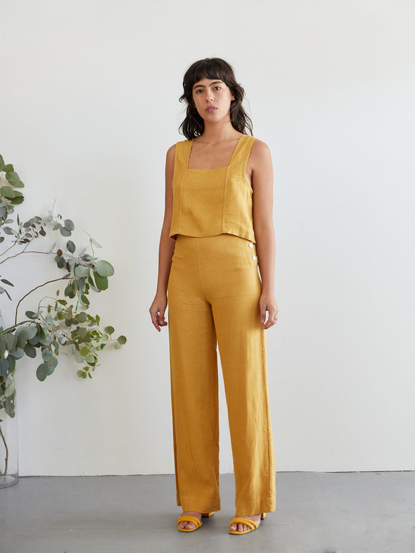 The Calla Pant | MustardPants - sugarcandymtn.com