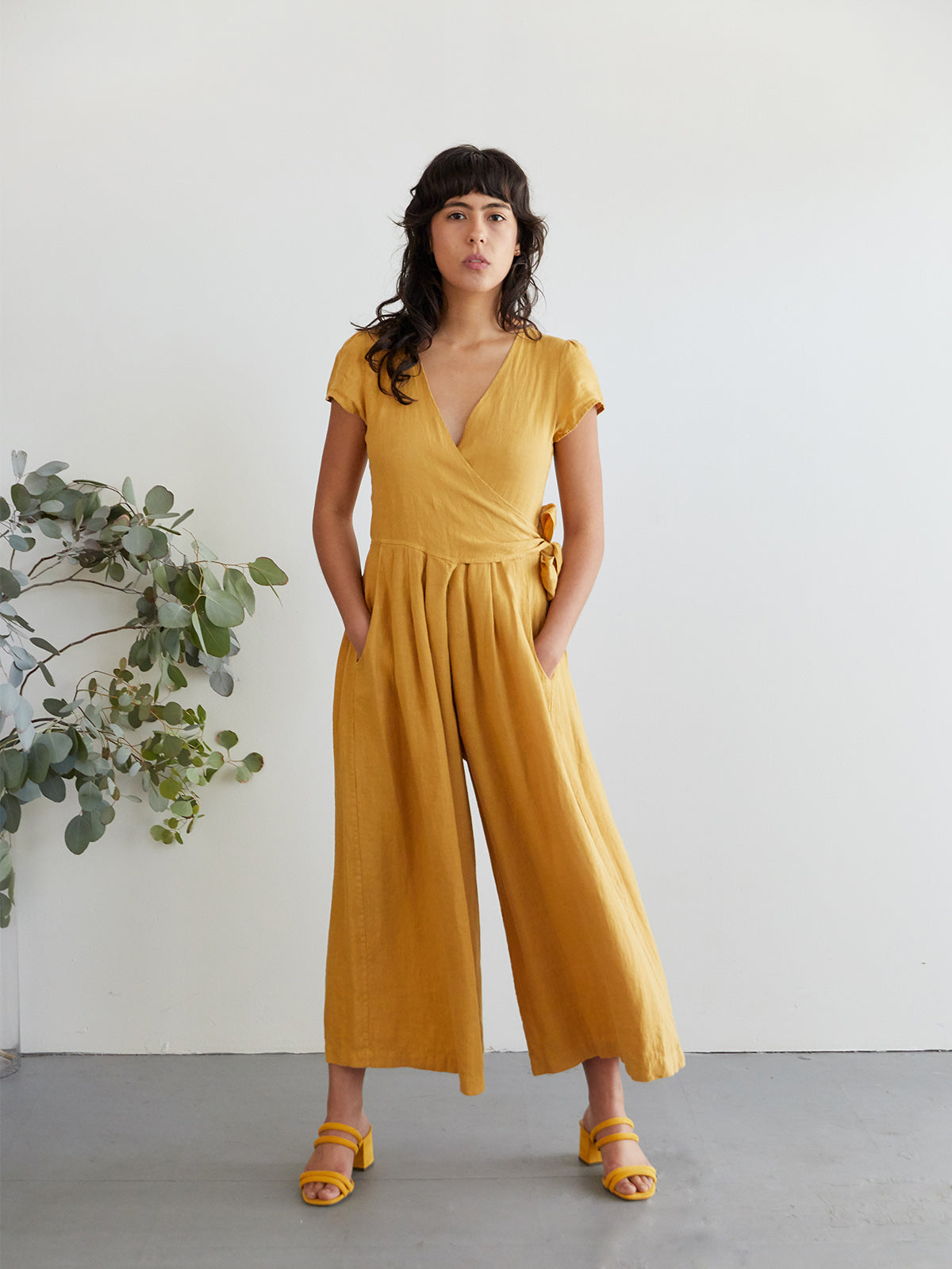 The Angela Jumpsuit | MustardJumpsuits - sugarcandymtn.com
