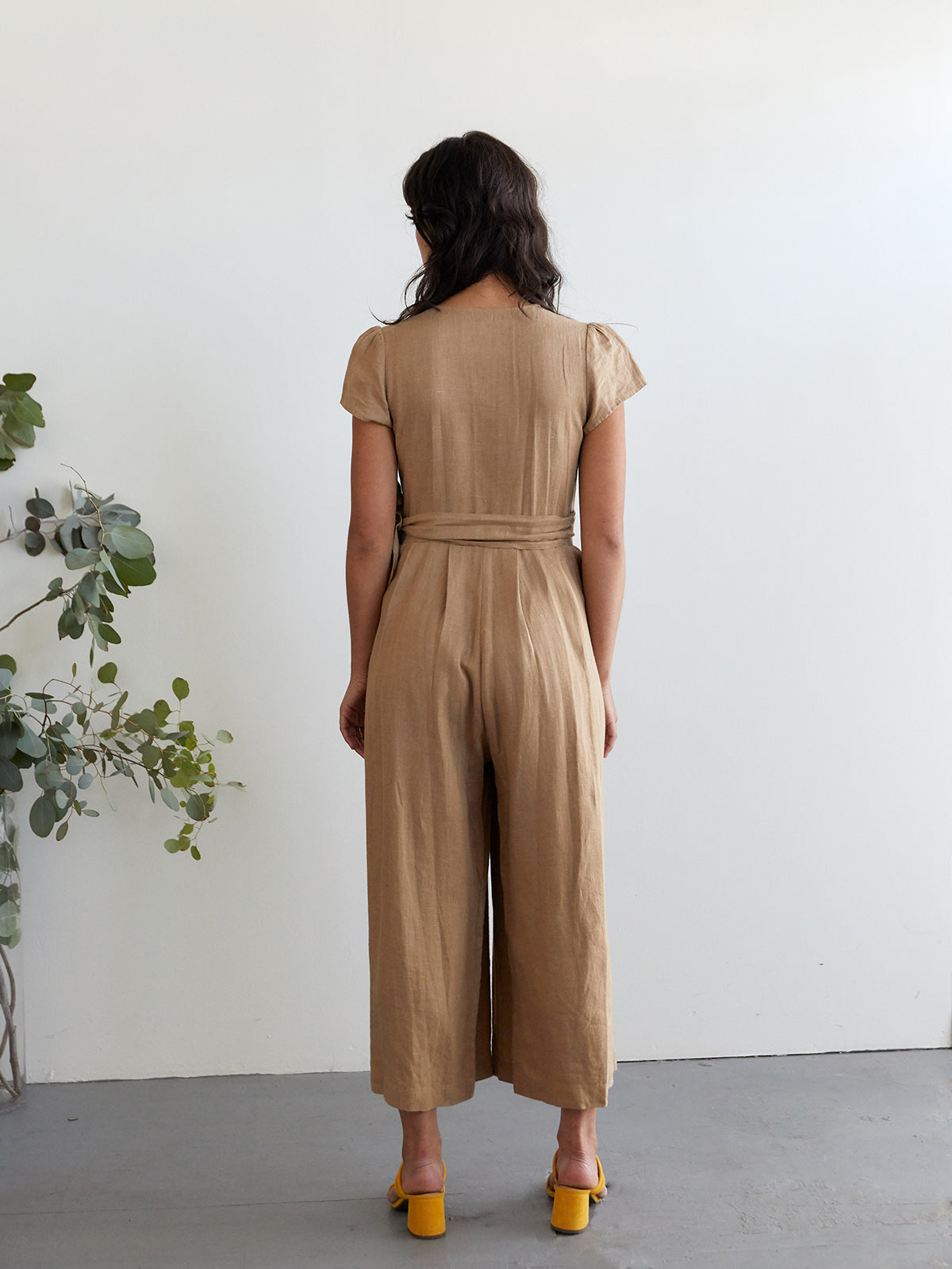 The Angela Jumpsuit | BarleyJumpsuits - sugarcandymtn.com