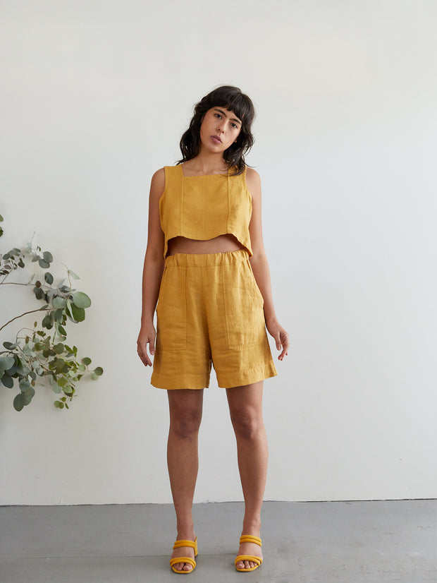 The Acorn Short | Assorted ColorsShorts - sugarcandymtn.com
