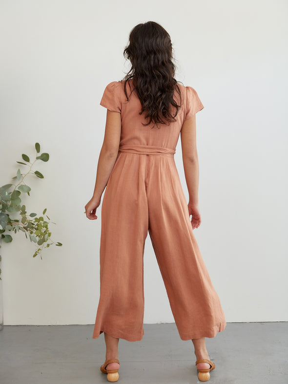 The Angela Jumpsuit | ClayJumpsuits - sugarcandymtn.com