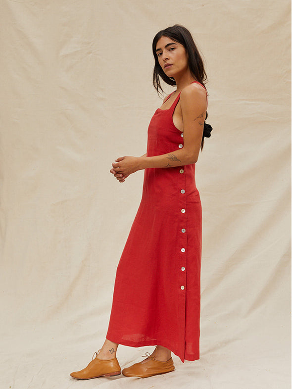 The Fern Dress | RedDresses - sugarcandymtn.com