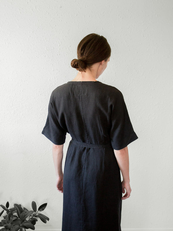 The Bask Dress | Black