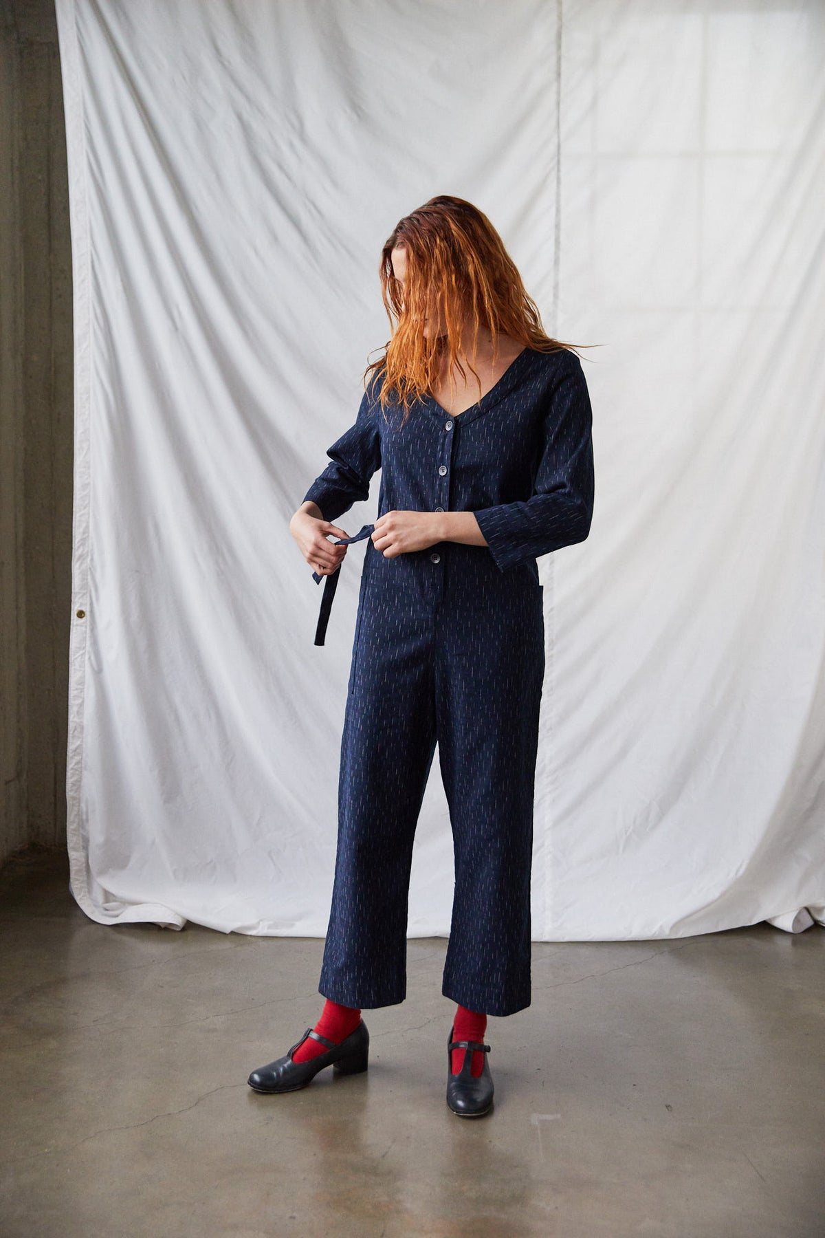 The Cambria JumpsuitJumpsuits - sugarcandymtn.com