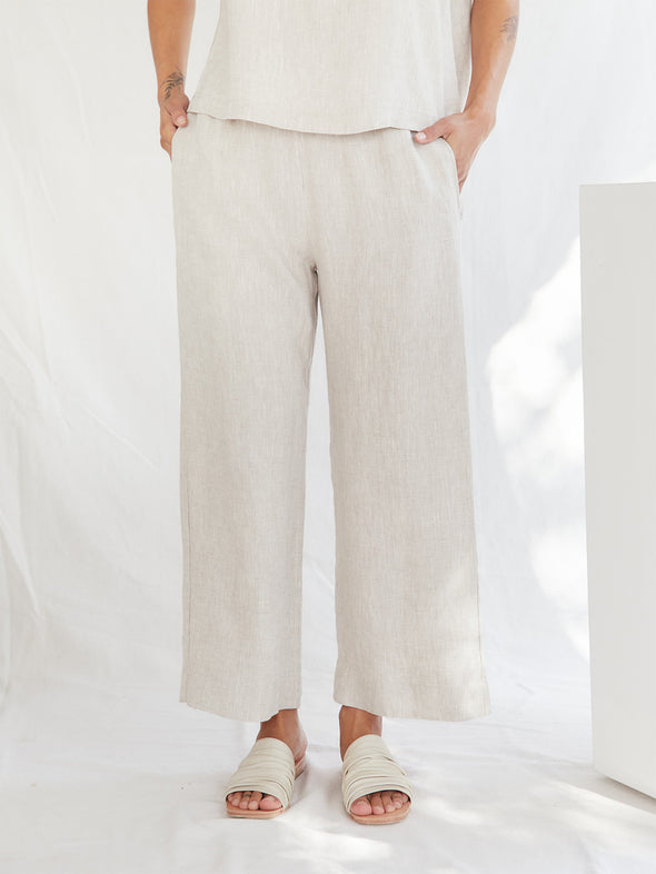 The Topaz Pants | Flax