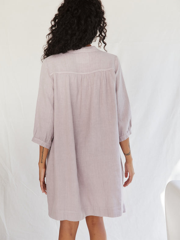 The Sabine Dress | Lavender