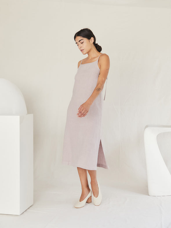 The Shell Slip Dress | Assorted Colors
