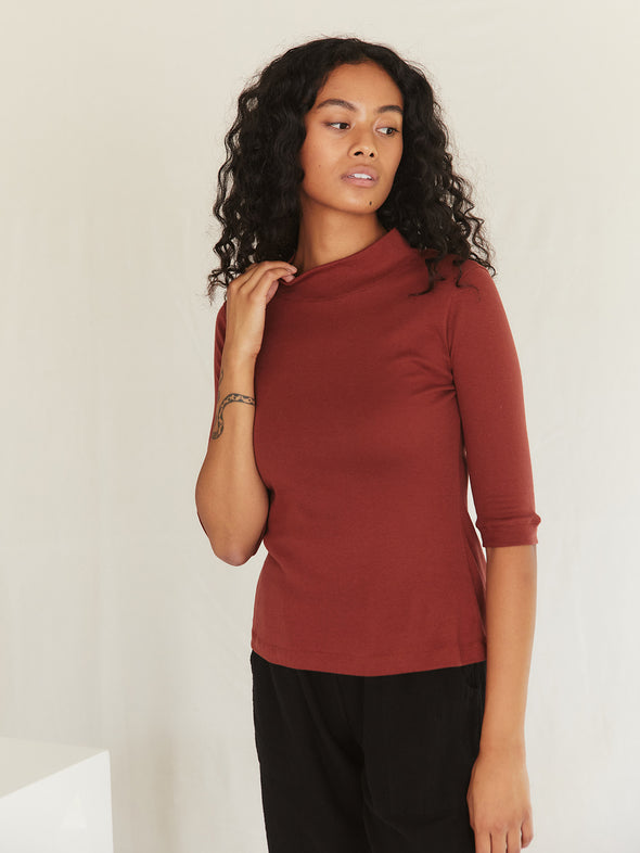 Daniella Top | Brick