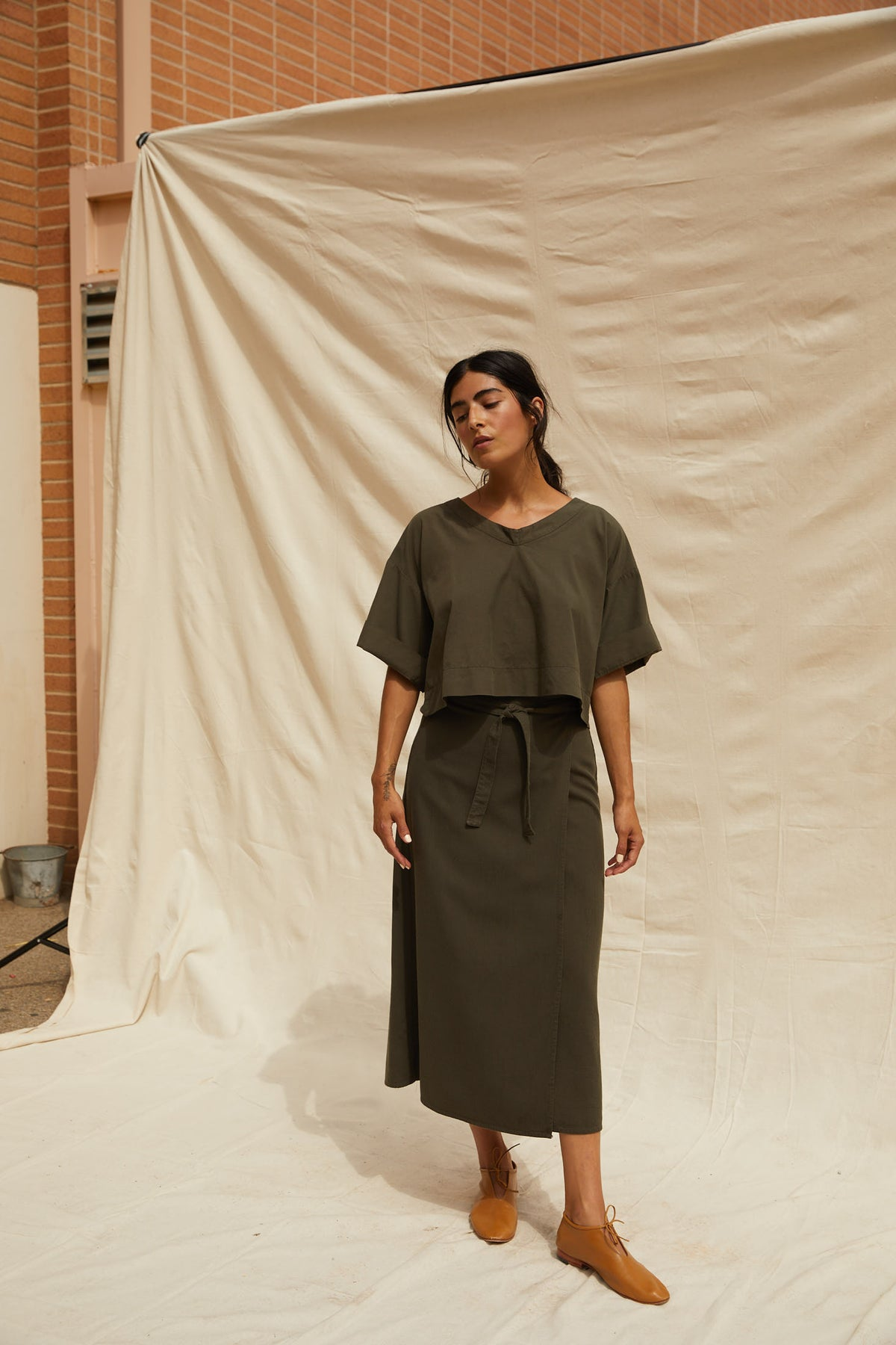 The Thyme Wrap Skirt | Terra VerdeSkirts - sugarcandymtn.com