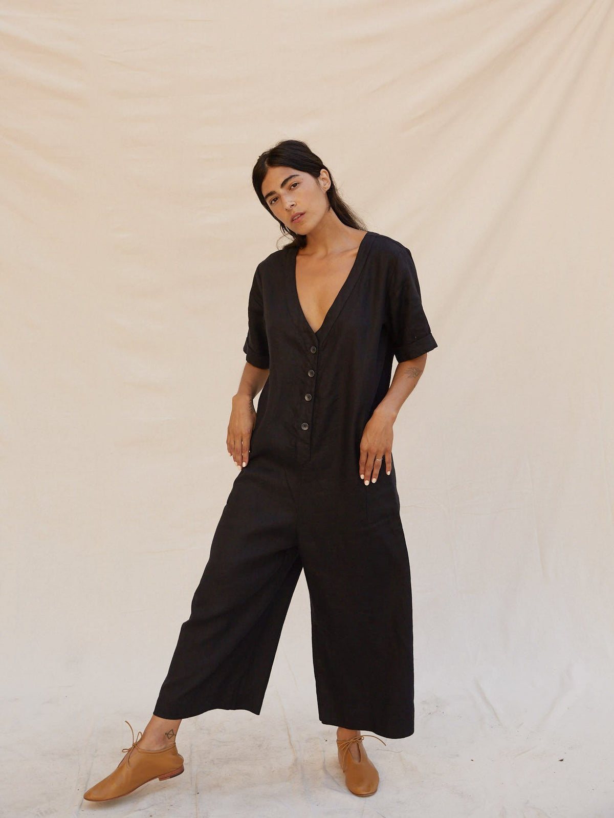 The Sunflower Jumpsuit | BlackJumpsuits - sugarcandymtn.com