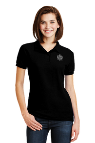 Womens Short Sleeve Polo