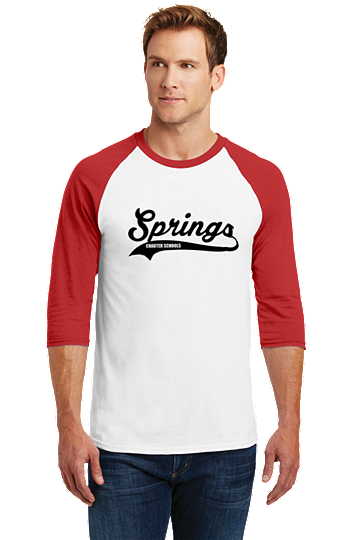 Mens Raglan T-Shirt