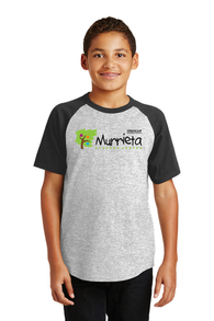 MURRIETA SC - BOYS/GIRLS RAGLAN SHIRT