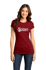 Womens Junior Size T-Shirt