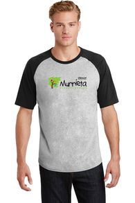 Murrieta SC - Men Raglan Shirt