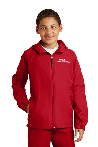 Youth Lightweight All-Weather Jacket