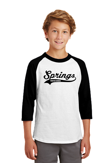 Boys Raglan T-Shirt