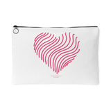 Heart (5) Accessory Pouch - Picsia Clothing and More