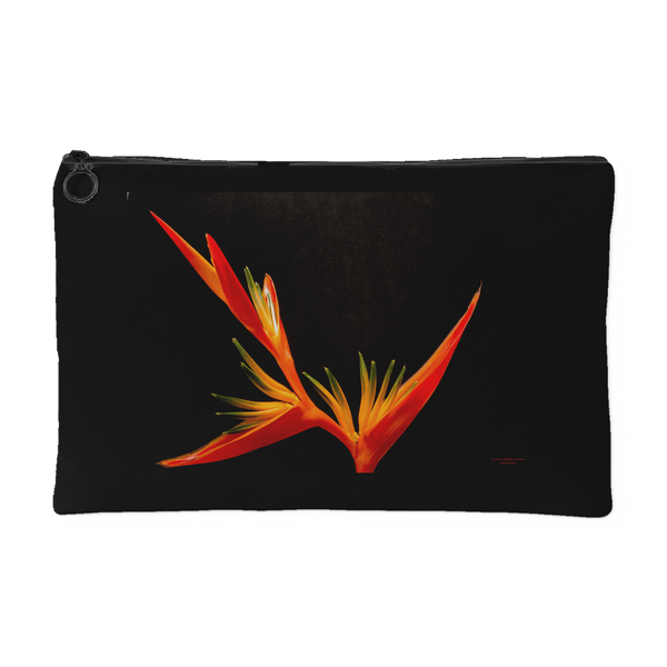 Blossom Accessory Pouch - Picsia Clothing and More