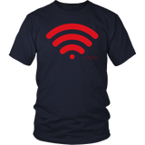 Wireless District Unisex Shirt - Picsia Clothing and More
