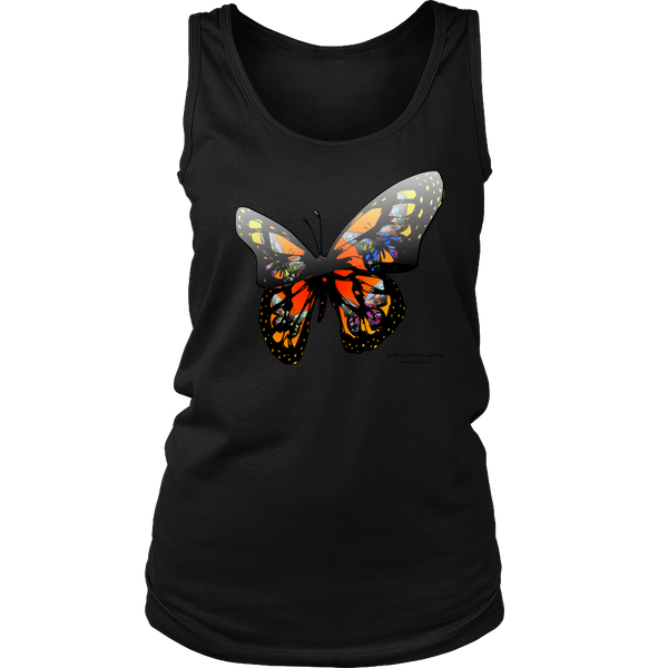 Butterfly District Women's Tank - Picsia Clothing and More