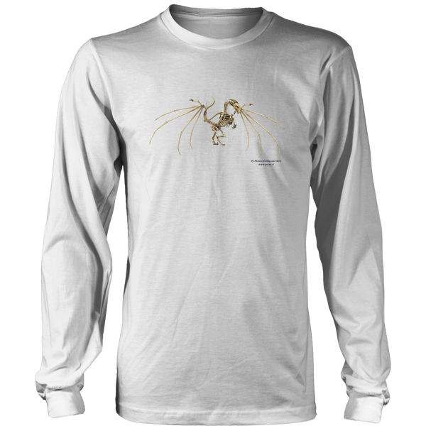 Dragon District Long Sleeve Shirt - Picsia Clothing and More