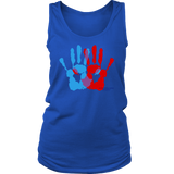 Ambidextrie District Women's Tank - Picsia Clothing and More
