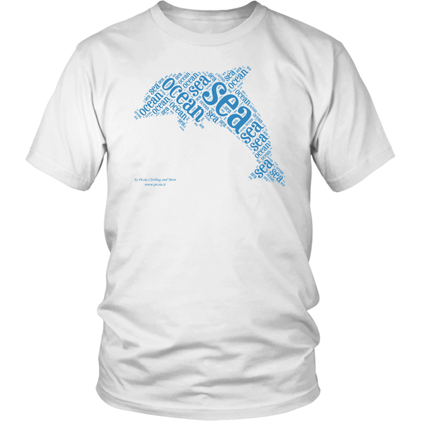 Dolphin District Unisex Shirt - Picsia Clothing and More