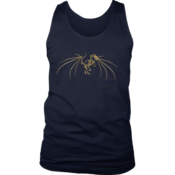 Dragon District Men's Tank - Picsia Clothing and More