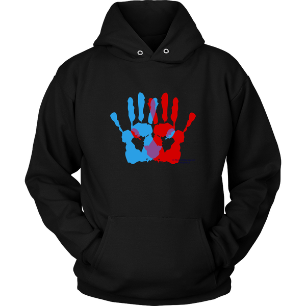 Ambidextrie Unisex Hoodie - Picsia Clothing and More