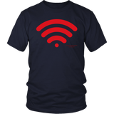 Wireless Gildan Unisex Shirt - Picsia Clothing and More