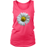 Flower Design Graphic Printed District Women's Tank Top Casual - Picsia Clothing and More