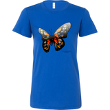 Butterfly Bella Women's Shirt - Picsia Clothing and More