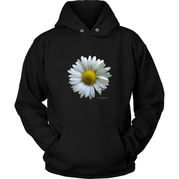 Flower Unisex Hoodie - Picsia Clothing and More