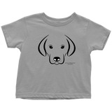 Dog Toddler T-Shirt - Picsia Clothing and More