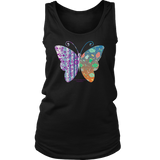 Vintage District Women's Tank - Picsia Clothing and More
