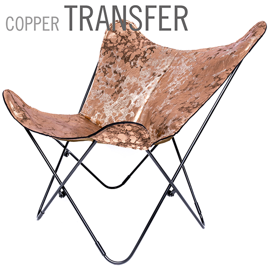 COWHIDE COPPER TRANSFER