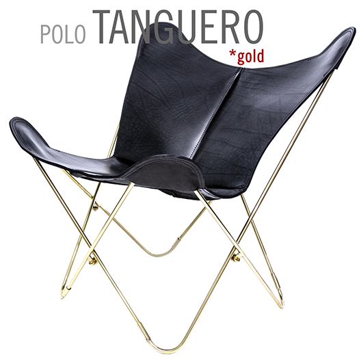 POLO TANGUERO LEATHER BUTTERFLY CHAIR